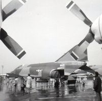 68-0377 - At Paris-Le Bourget Airshow 1969 - by J-F GUEGUIN
