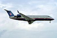 N407AW @ CYYZ - Canadair CRJ-200LR [7424] (United Express} Totonto~C 21/06/2005