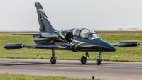 RA-1909K @ ELLX - taxying to the active