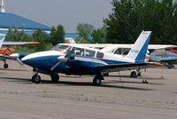 C-FAKC @ CYOO - Piper PA-39 Twin Comanche C/R [39-36] Oshawa~C 25/06/2005 - by Ray Barber