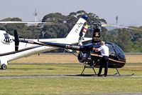 ZS-RRM @ FAGM - Robinson R-22 Beta II [3481] (Henley Air Flight Training) Johannesburg-Rand~ZS 21/09/2006
