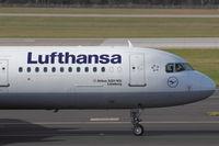 D-AIRP @ EDDL - Lufthansa - by Air-Micha