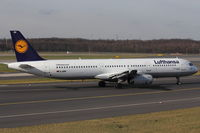 D-AIRP @ EDDL - Lufthansa - by Air-Micha