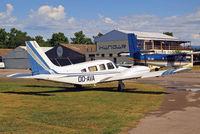 OO-AVA @ LEAP - Piper PA-34-200T Seneca II [34-7970301] Empuriabrava~EC 13/07/2011