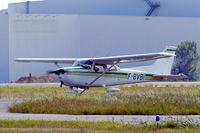 F-BVBI @ LFBO - R/Cessna F.172M Skyhawk [1109] Toulouse-Blagnac~F 14/07/2011