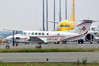 OO-LAC @ LFBO - Beech B200C Super King Air [BL-16] (Sky Service (OO) Toulouse-Blagnac~F 14/07/2011