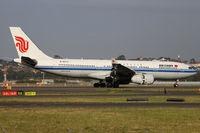 B-6073 @ YSSY - down onto 34L - by Bill Mallinson