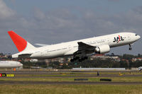 JA704J @ YSSY - bound for NRT - by Bill Mallinson