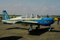 100 @ LFOC - Socata TB-30 Epsilon (F-SEXQ), Static display, Châteaudun Air Base 279(LFOC) open day 2013 - by Yves-Q