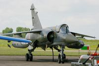 611 @ LFOC - French Air Force Dassault Mirage F-1CR (118-NM), Static Display,  Châteaudun Air Base 279 (LFOC) open day 2013 - by Yves-Q