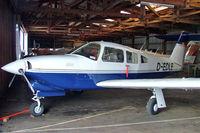 D-EDLE @ EDML - Piper PA-28RT-201T Turbo Arrow IV [28R-8131027] Landshut~D 19/04/2005 - by Ray Barber