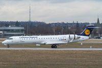 D-ACPE @ EDDS - Canadair CL-600-2C10 Regional Jet CRJ-701ER - by Jerzy Maciaszek