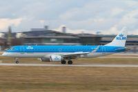 PH-EZS @ EDDS - Embraer ERJ-190-100LR 190LR, - by Jerzy Maciaszek