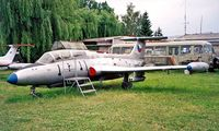 2613 @ LKKU - Aero Vodochody L-29R Delfin [792613] (Czechoslovak Air Force) Kunovice~OK 20/06/1996 - by Ray Barber