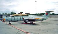 3246 @ LZMC - Aero Vodochody L-29 Delfin [993246] (Slovak Air Force) Malacky~OM 21/06/1996 - by Ray Barber