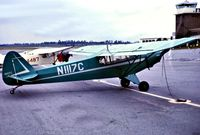 N1117C @ TLH - Picture taken at Tallahassee in 1966 during a vacation in the USA. - by Brendan McCartney