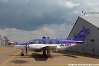 9H-FMG @ FAGC - Taken at Grand Central Airport Johannesburg 28/02/2014 - by Ray Watts