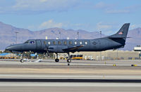 91-0504 @ KLAS - RC-26 Metroliner III 910504