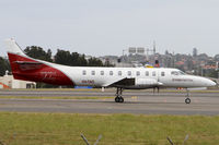 VH-TAO @ YSSY - taxiing from 34R - by Bill Mallinson