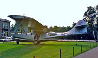 16-212 - Consolidated PBY-5A Catalina [1679] Kamp Van Zeist Soesterberg~PH 11/06/1986 - by Ray Barber