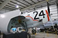 12176 @ CYHZ - Atlantic Canada Aviation Museum - by Tomas Milosch