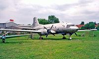 3157 @ LKKU - Avia Av-14T [180013157] Kunovice~OK 20/06/1996 - by Ray Barber