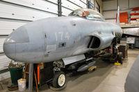 133174 @ CYHZ - Atlantic Canada Aviation Museum - by Tomas Milosch