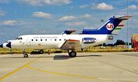 HA-YLR @ LHBP - Yakovlev Yak-40E [9541044] (Flight Inspection Service) Budapest-Ferihegy~HA 15/06/1996