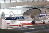 CF-LAK @ CYHZ - Atlantic Canada Aviation Museum - by Tomas Milosch