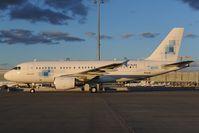 D-ALXX @ LOWW - Airbus 319 - by Dietmar Schreiber - VAP