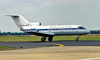 RA-88171 @ LHBP - Yakovlev Yak-40 [9620947] (Moldavian Airlines) Budapest-Ferihegy~HA 15/06/1996