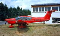 F-WEIK @ LFGI - Robin R.3000/180R [107] Dijon-Darois~F 23/07/1998