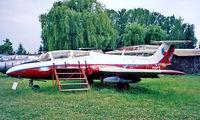 0113 @ LKKU - Aero L-29 Delfin [290113] (Czechoslovak Air Force) Kunovice~OK 20/06/1996 - by Ray Barber