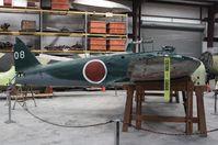 3-108 @ FA08 - Mitsubishi A6M5 Zero being restored at Fantasy of Flight