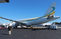 9H-AVK @ ORL - Comlux A319 - by Florida Metal
