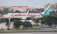 9Y-ANU @ FLL - Caribbean Airlines 737-800