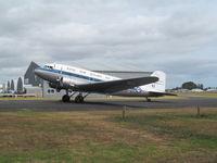 ZK-DAK @ NZAR - just taxying from pleasure flight - by magnaman