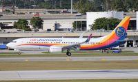 9Y-JMD @ FLL - Air Jamaica 737-800