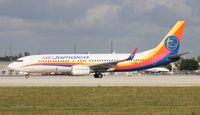 9Y-JMD @ MIA - Air Jamaica 737-800