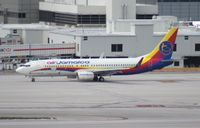 9Y-JMF @ MIA - Air Jamaica 737-800 - by Florida Metal