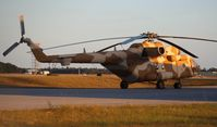 13-7308 @ PNS - Mil Mi 17 in US Army Special Forces - by Florida Metal