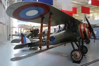 17-6531 - Nieuport 28C at the Army Aviation Museum Ft. Rucker Alabama - by Florida Metal