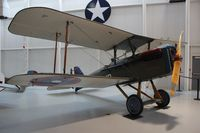 18-0012 - Curtiss S.E. 5A at Ft. Rucker Army Aviation Museum - by Florida Metal