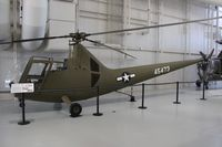 43-45473 - R-6A Hoverfly at Ft. Rucker Army Aviation Museum - by Florida Metal