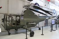 43-46645 - R-5D Dragonfly at Ft. Rucker Army Aviation Museum - by Florida Metal