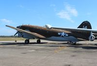 43-47350 @ NPA - C-46A Commando - by Florida Metal