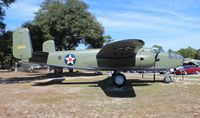 44-30854 @ VPS - TB-25 Mitchell at USAF Armament Museum