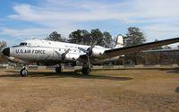 45-579 @ WRB - C-54 at Warner Robbins