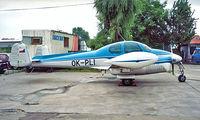 OK-PLI @ LKKU - LET L-200D Morava [170723] Kunovice~OK 20/06/96