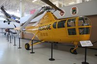 48-558 - H-5G Dragonfly at Ft. Rucker Alabama Army Aviation Museum - by Florida Metal
